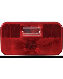 Taillight Rv W/Back-Up Passger - Combination Tail Light With Back-Up Light