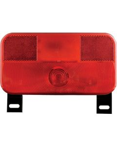 Taillight Black Rv Driver Side - Combination Tail Light