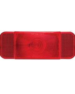 Taillight Rv Passger Blk Base - Low Profile Rv Combination Tail Light