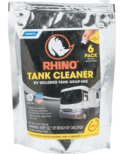 Holding Tank Clner Dropins 6Bg - Rhino&Trade; Holding Tank Cleaner