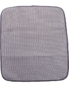 Micro Dishdrying Pad18 X9 Grey - Microfiber Dish Drying Pad