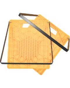 Jack Stablizer Pad 14 X12 2Pk - Large Stabilizing Jack Pads