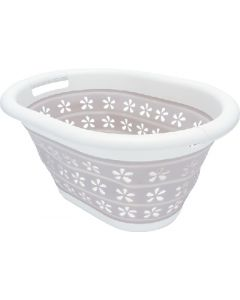 Collapsible Utility Basket Sm - Collapsible Utility Basket