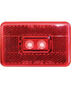 Anderson Marine RED LED CLEARANCE LIGHT V170R