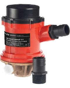 Johnson Pump Aerator Pump,1600 GPH, 12V
