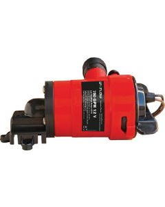 Johnson Pump Low Boy Manual Cartridge Bilge Pump 12v