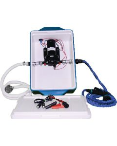 Johnson Pump Portable Wash Down Kit, 3.5 GPM