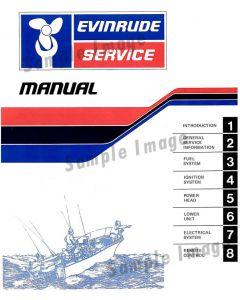 Ken Cook Co. 1976 Evinrude Trolling Motor Service Manual 506906
