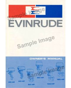 Ken Cook Co. 1915-1928 Evinrude Outboard Owner's and Parts Manual S32