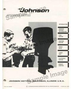 Ken Cook Co. 1930-1941 Johnson Outboard Service Manual 302231_44 302231_4