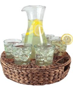 Garden Terrace Beverage Set - Garden Terrace 9 Pc Beverage Set