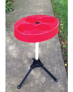 Tailgate Mate Table Red - Tailgate Mate Table