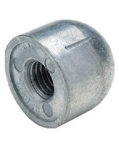 Martyr Anodes Mercruiser Gimbal Housing Button Anode, Aluminum