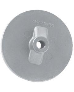 Martyr Anodes Mercury/Mercruiser Anti-Ventilation Plate Anode, Aluminum