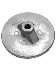 Martyr Anodes Mercury/Mercruiser Anti-Ventilation Plate Anode, Zinc