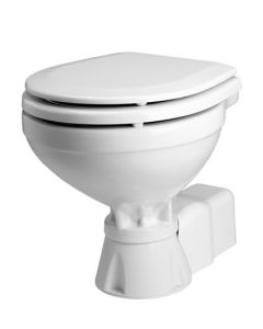 Johnson Pump Compact Silent Electric Toilet