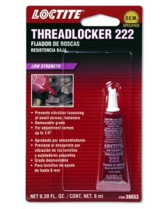 Sierra Loctite Threadlocker Removable 6 Ml - 38653