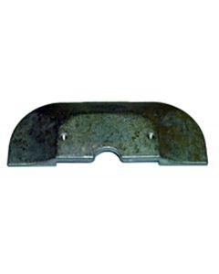 Sierra Mercruiser Driveshaft Housing Plate Anode, Aluminum