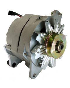 API Marine 20025-24V 24V, 50-AMP Diesel Alternator