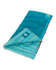 Sleeping Bag Youth 50 Teal - Youth 50 Sleeping Bag