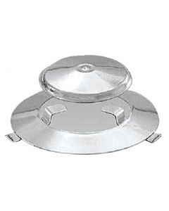 Magma Radiating Plate & Dome