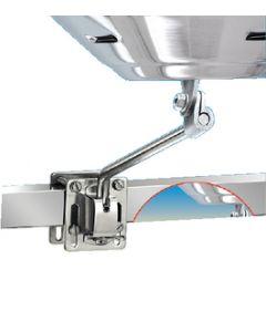 Magma, BBQ Sidehead, or Square/Flat Rail Mount, Grill Mounting Hardware