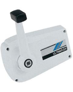 Uflex Single Lever Controls Side Mount
