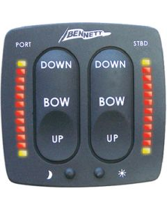 Bennett Marine Electronic Indicator Control