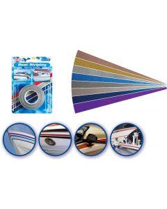 "Incom Metallic Bright Blue Boat Striping Tape, 3"" x 50'"