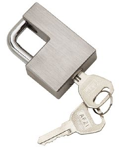 Fulton Products Stainless Steel Coupler Lock