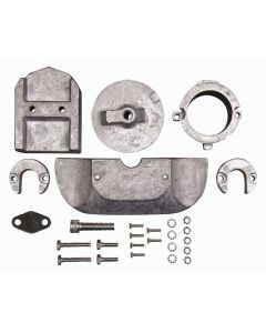 Sierra Mercury/Mercruiser Anode Kit, Zinc, Alpha 1 Gen II replaces 888756A1, 888756Q01, 97-888756Q03