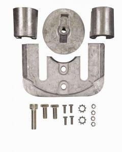 Sierra Mercury/Mercruiser Anode Kit, Zinc, Bravo 2 & 3