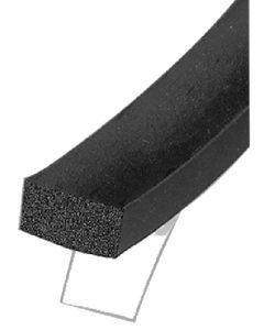 """Taco Marine Black Hatch Tape, 3/4""""W X 1/4""""H x 8'L - Taco"""