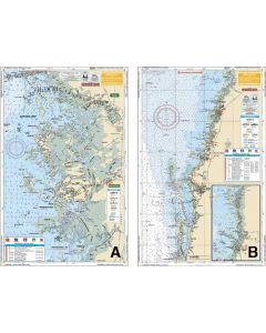 Waterproof Charts Clearwater To Crystal River