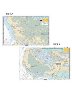 Waterproof Charts Whitewater Bay / Everglades