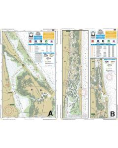 Waterproof Charts Mosquito Lagoon & Indian River