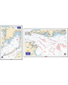 Waterproof Charts Buzzards Bay And Nantucket Sound