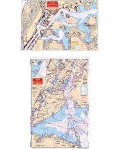 Waterproof Charts Raritan Bay And Jamica Bay