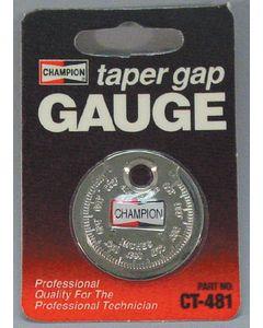 Champion Circular Spark Plug Gap Gauge