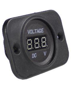 Battery Doctor Digital Volt Meter