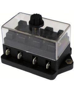 Battery Doctor 4-WAY BLADE FUSEHOLDER W/LUCAR