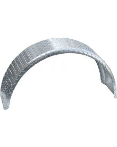 "Tie Down Engineering Tread Brite Aluminum Fender For 13-15"" Wheels 44837"
