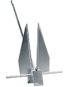Tie Down Engineering Anchor Hi-Tensile Fluke Anchors