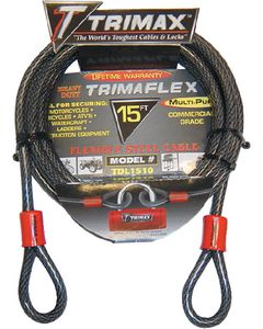 Trimax 15'dual Loop-Multi Use Cable