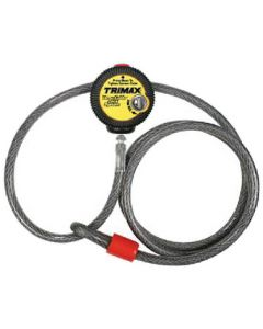 Trimax 6 Ft. Versa-Cable Lock
