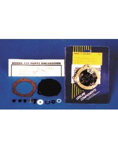 Leisure Components Repair Kit For 3 Way Pump - 3-Way Repair Kit