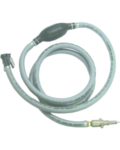 "Sierra 8Ft Mercury, Silverado 4000 3/8"" Id Epa Fuel Line Assembly With Bayonet Connectors - 18-8025EP-1"