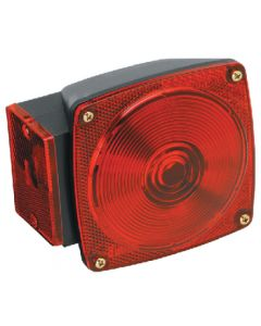 Wesbar 7-Function, Left/Roadside Tail Light Only 2523023