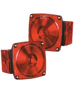 Wesbar 7-Function, Left/Roadside Tail Light Only 2823283
