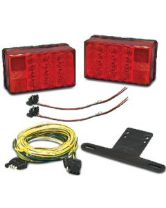 Wesbar TRAILER LIGHT KIT LED 4X6
